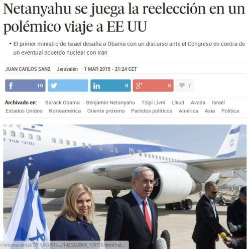 neanyahu iran eeuu capitolio 2 de marzo