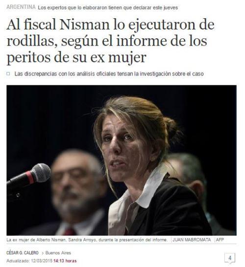 nissman ejecutado de rodillas 12-03-15