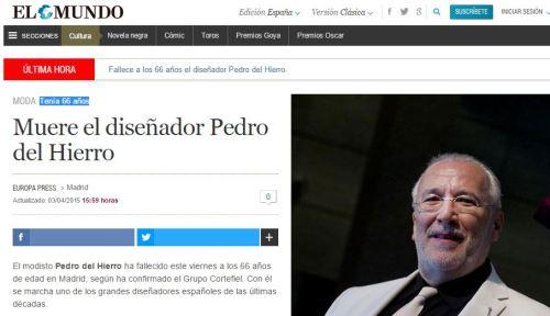 PEDRO DEL HIERRO 66 VIERNES SANTO