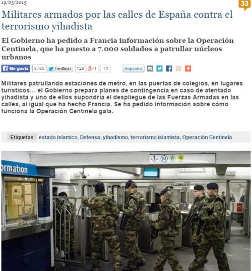 militres calle