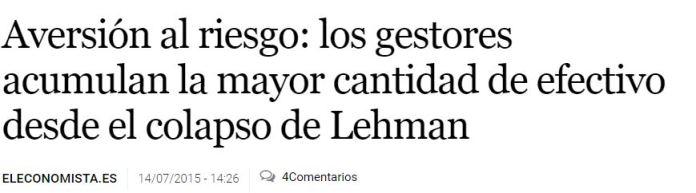 efetivo lehman brothers