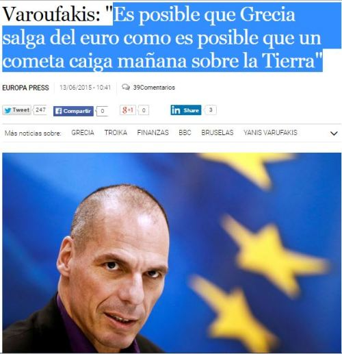 grecia euro cometa