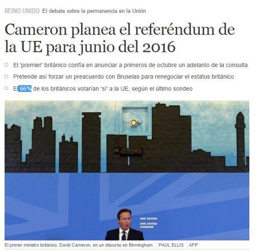 reino unido ue referendum junio 2016