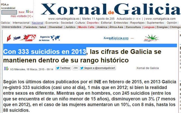 333 suicidios galicia