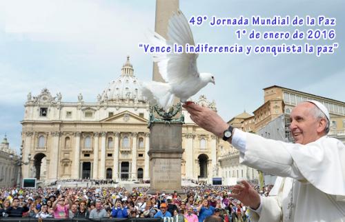 49 jornada mundial por la paz 2016
