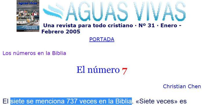 7 737 biblia