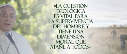 ecologia papa francisco