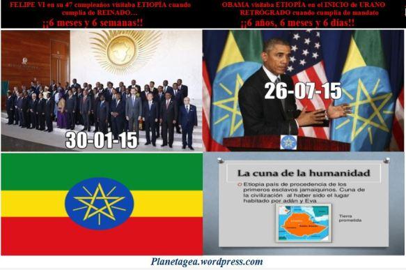 felipe vi y obama en etiopia 666