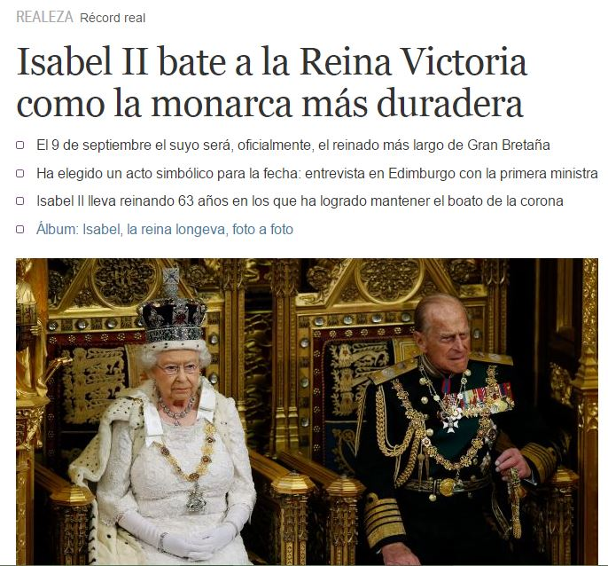 isabel ii record