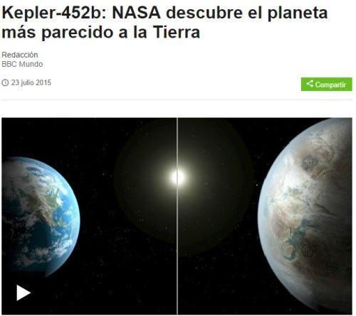 nsa kepler 452b