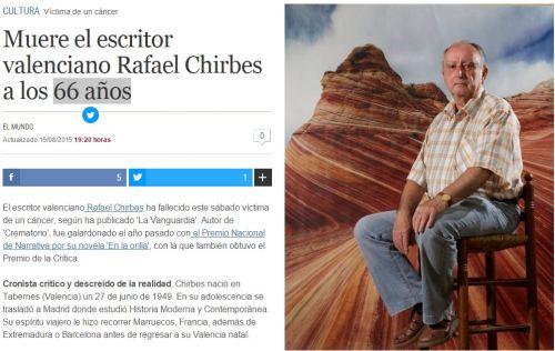 rafael chirbes 66