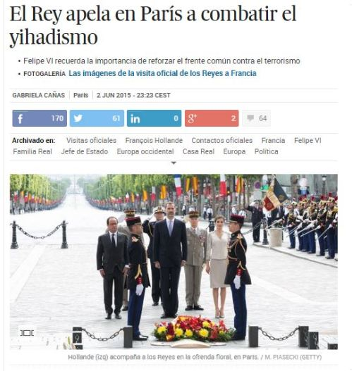 rey paris yihadismo