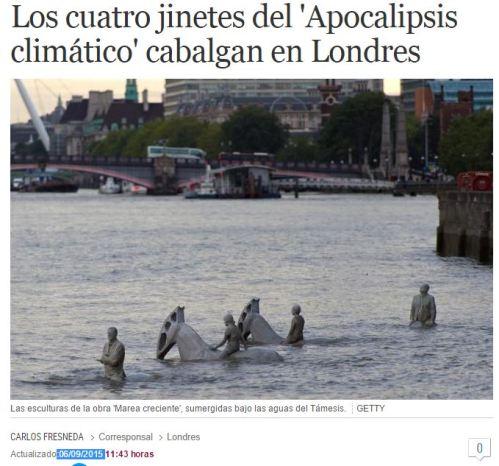 4 jinetes apocalipsis
