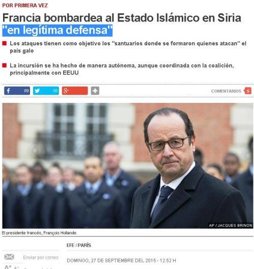 francia siria