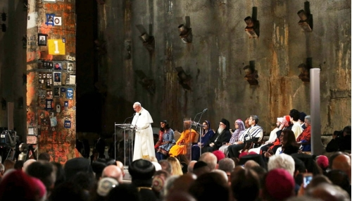 papa ecuenismo
