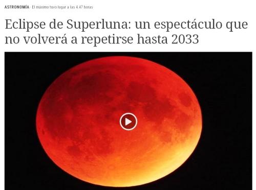 SUPERLUNA DE SANGRE 2033