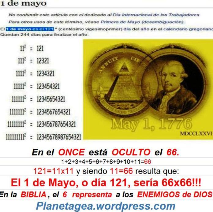 1 de mayo día illuminati 66x66