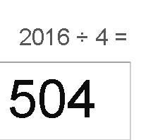 504 bisisiesto