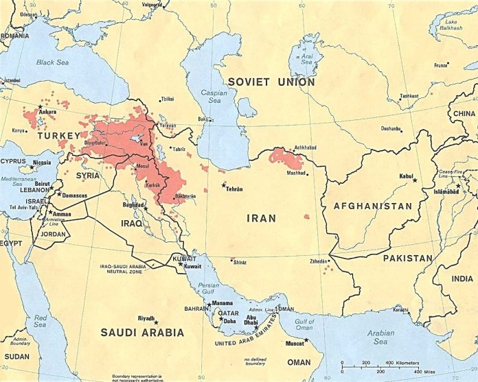 Kurdish-inhabited_areas_of_the_Middle_East_and_the_Soviet_Union_in_1986