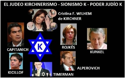 Kirchnerismo 2015 Sionismo Kirchnerismo Judio