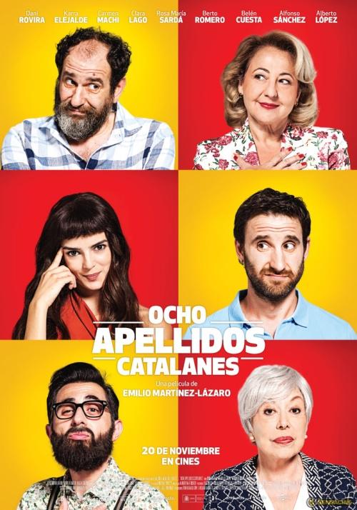 Una-imagen-del-cartel-promocional-de-and-039-Ocho-apellidos-catalanesand-039-