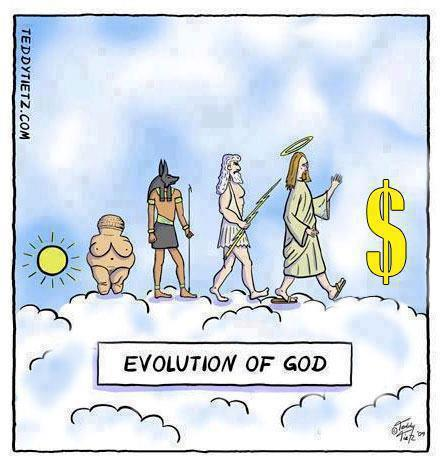 evolucion-of-god