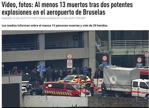13 muertos aeropuerto bruselas