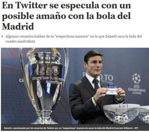 AMAÑO SORTEO MADRID CHAMPION 2016