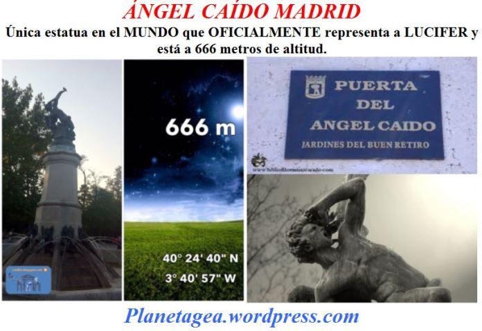 angel caido de madrid 666