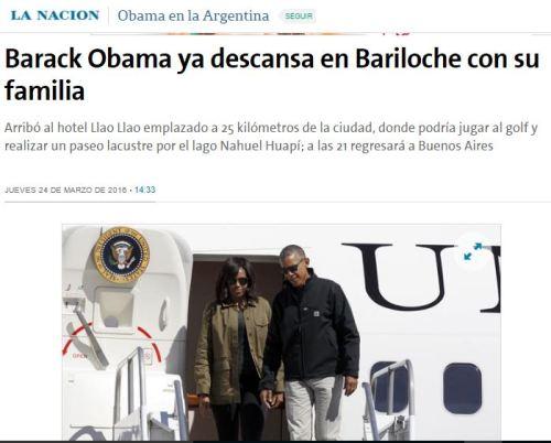 bariloche obama purim