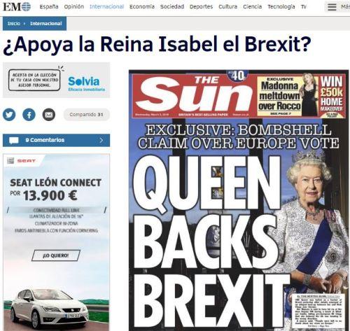 brexit isabel ii