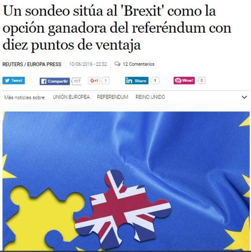 brexit ventaja