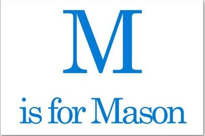 M MASON