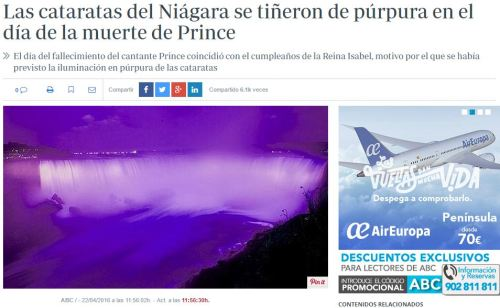 niagara purpura isabel ii prince