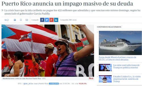 puerto rico impago 1 de mayo