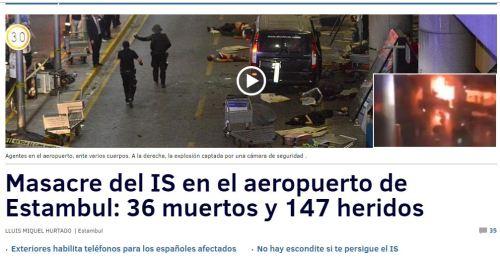 36 muertos estambul