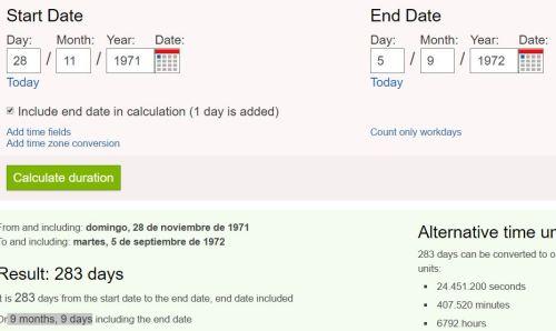 9 meses y 9 dias septiembre negro primer ministro jordania munich 1972