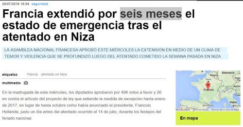 francia 6 meses emergencia nacional