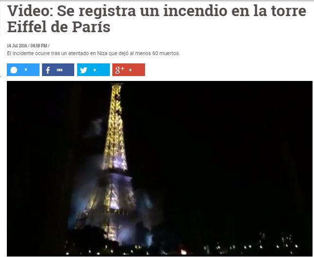 incendio torre eifel