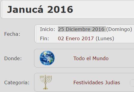 januca 2016 navidad