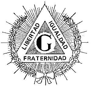 """libertdad igualdad fraternidad """"principios"""" de la Masonería"""