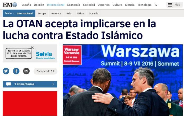 otan estado islamico