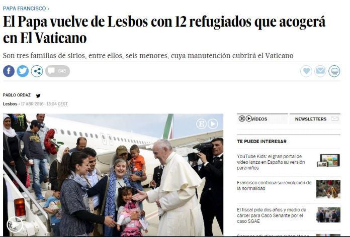 ppa francisco lesbos 12 refugiados