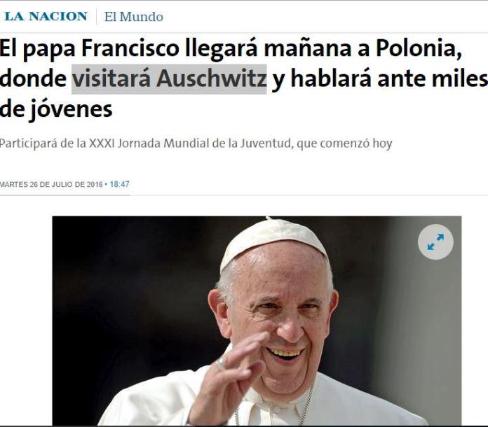 PPA FRNCISCO AUSCHWITZ