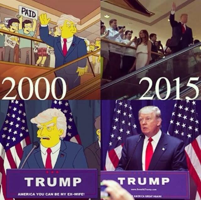 SimpsonsTrumpEpisode2000