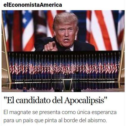 TRUMP APOCALIPSIS