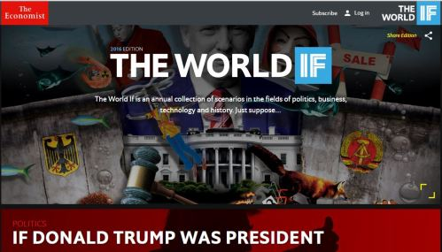 trump the economist