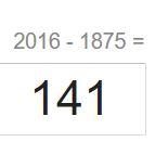 141 desde su fundacion