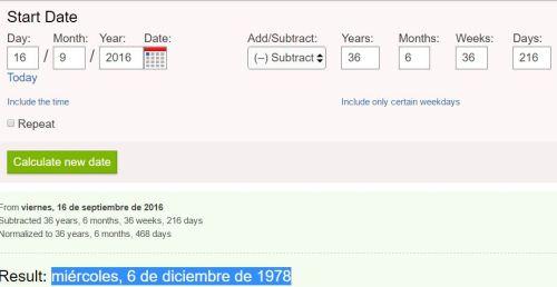 16-9-16 36-6-36-216 constitucion española