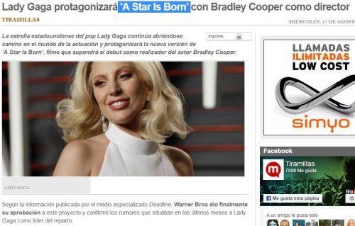 a star is born gaga